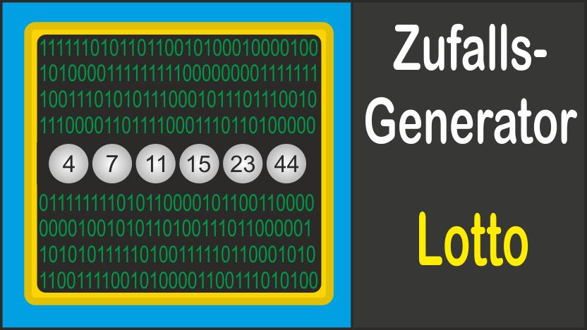 Zufallsgenerator Lotto