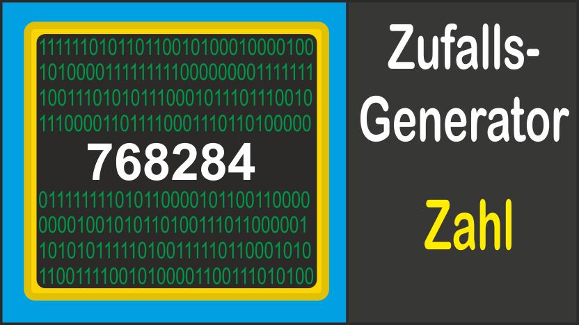 Zufallsgenerator Zahlen