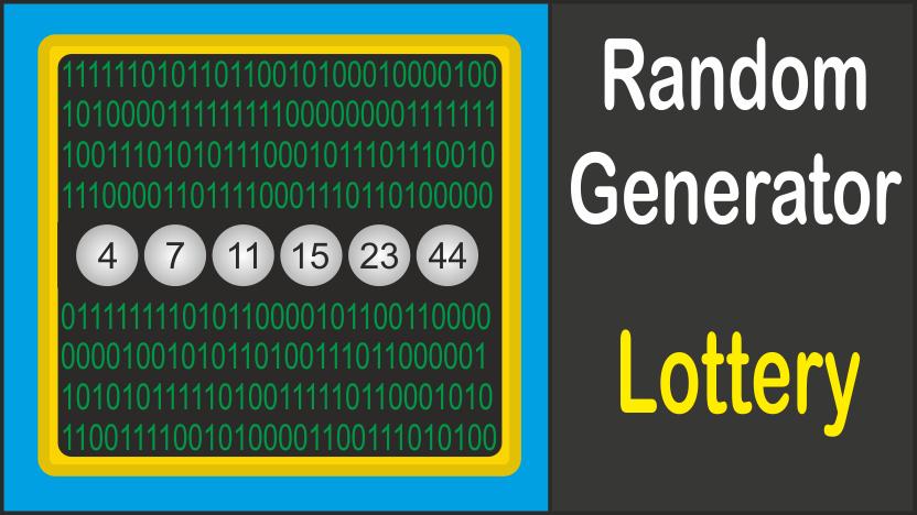 Random Generator - Lottery Numbers
